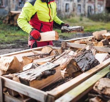 Vente de bois de chauffage pas cher dans l'Aude