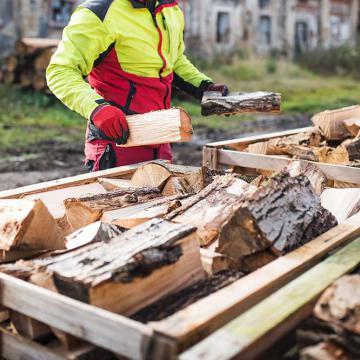 Le Garrigal, vente de bois de chauffage à Sainte-Camelle