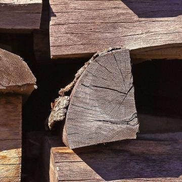Le Garrigal à Sainte-Camelle, livrasion de bois de chauffage