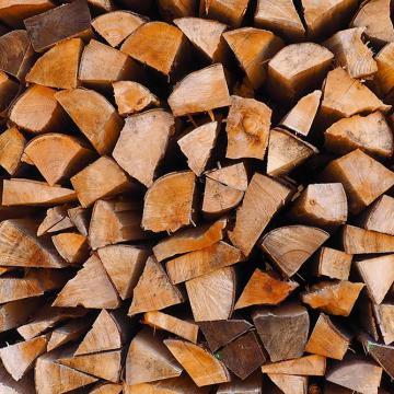 Le Garrigal à Sainte-Camelle, commande de bois de chauffage