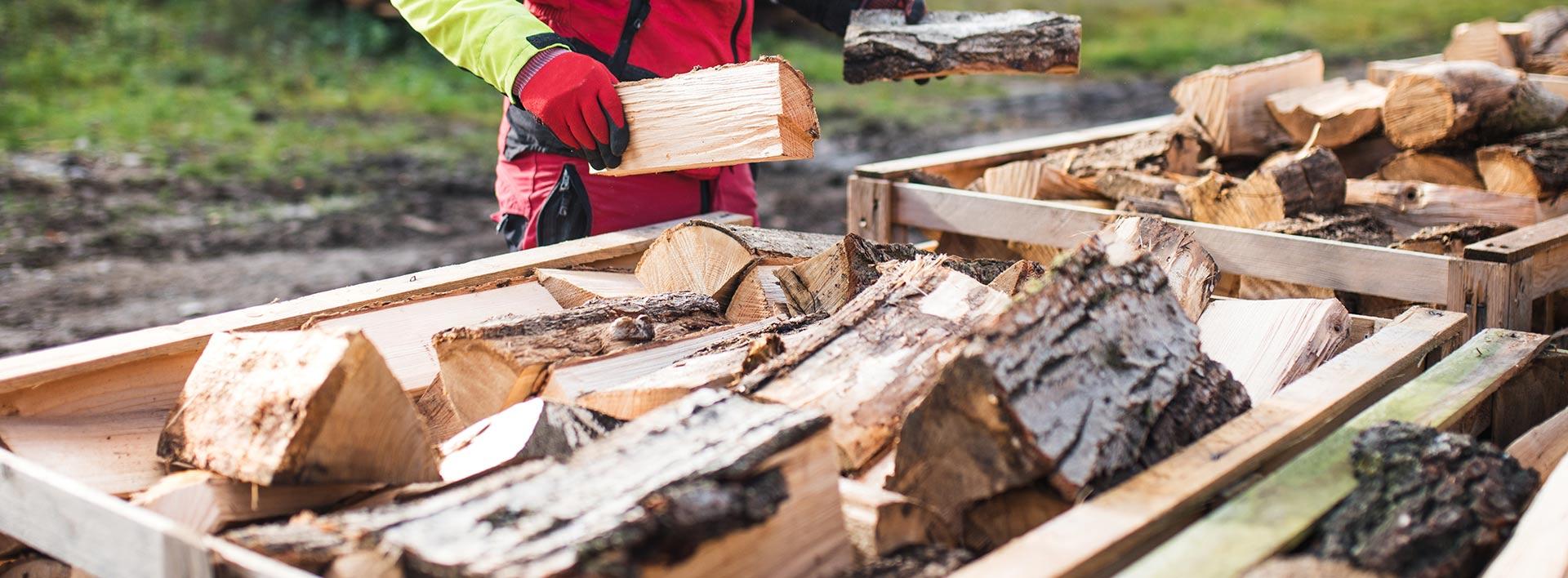 Commandez votre bois de chauffage en ligne